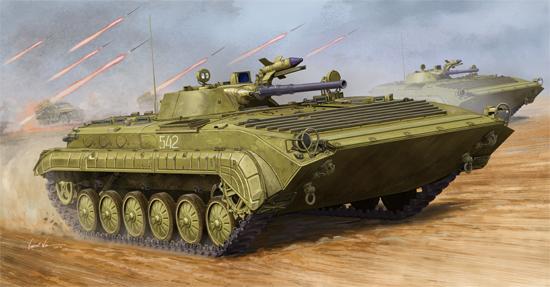 Trumpeter Model's Soviet BMP-1 IFV Boxart