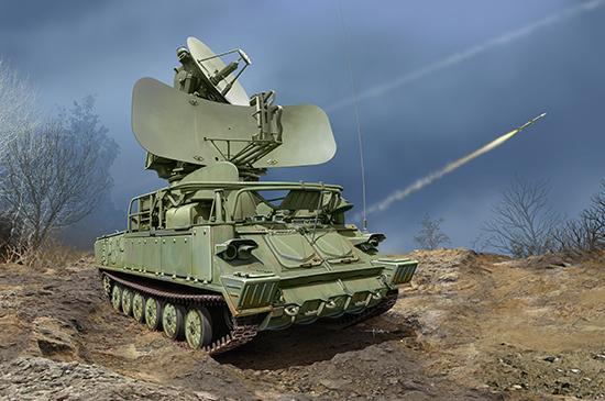 Russian 1S91 KURN SUB Radar