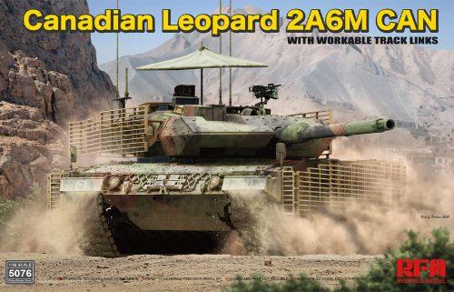 Leopard 2A6M CAN Box Art
