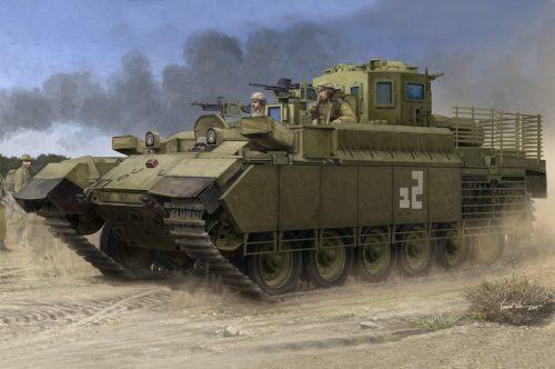 IDF Puma CEV Box Art by HobbyBoss
