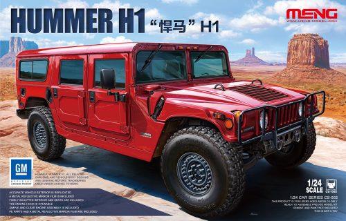 Hummer H1 Box Art