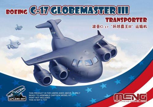 Boeing C-17 Globemaster III Transporter Box Art