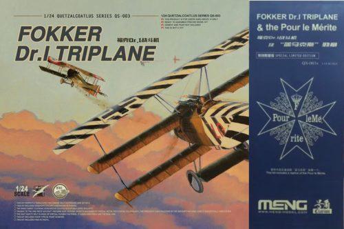Fokker Dr.I Triplane Limited Edition Box Art