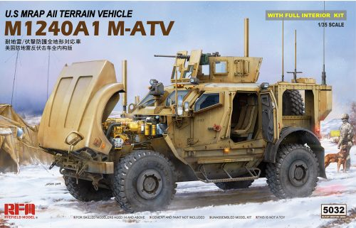 M1240A1 M-ATV Box Art